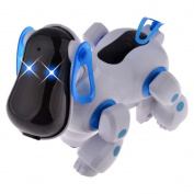 Walsoon Intelligent Robot Dog Children Toy Singing/ Dancing/Walking/Running Mode Electronic Pet Educational Children's Toy