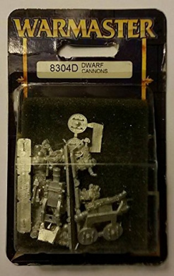 WarMaster 8304D Dwarf Cannons
