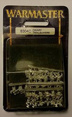 WarMaster 8304C Dwarf Trollslayers