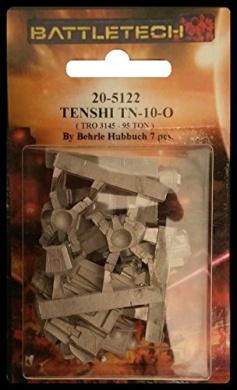 BATTLETECH 20-5122 TENSHI TN-10-O