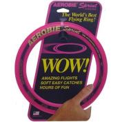 Aerobie Sprint Flying Ring, 25cm Diameter, Assorted Colours, Set of 3