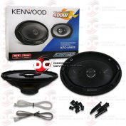 Brand New Kenwood Sport Series 15cm x 23cm 15cm x 23cm 3-way Car Audio Speakers PAIR 800W Max