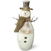 39cm White Snowman