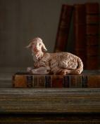 30cm Scale Fontanini Seated Sheep 52941