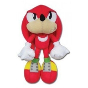 Classic Sonic Knuckles 25cm Plush (GE7090) by GE Entertainment