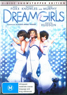 Dreamgirls (Two-Disc Showstopper Edition) [Region 4 DVD]