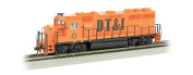 Bachmann Industries EMD GP40 DCC Equipped Locomotive DT & I #405 HO Scale Train Car