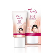 New Fair and lovely BB Cream instantly covers spots blemishes and dark circles 9gm