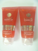 Lakme 2 X Clean Up Face Wash With Strawberry Extracts Face Wash 50g X 2 = 100gm