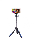 Benro Smart Mini Tripod and Selfie Stick with Removable Bluetooth Controller