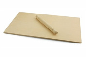 Galileo Casa 2176222 Pasta Board, 48 X 30 X 1, with Rolling Pin
