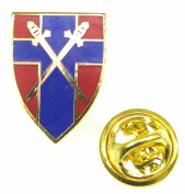 British Forces Germany Lapel Pin Badge (Shield)