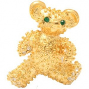 Cyllene Fantaisie - Winnie the Pooh Brooch Gold II