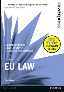 Law Express: EU Law (Law Express)