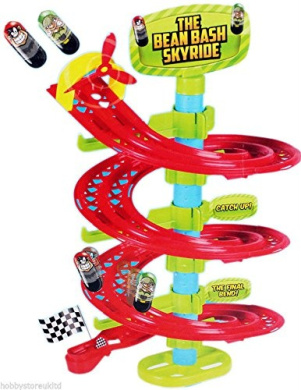 Jumpin Jack Beans Game Kids Toy Ride the Beanbash Skyride Grafix 2 Players New