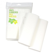 Imse Vimse Disposable Flushable Paper Nappy Liners, Baby