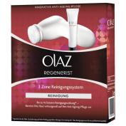 Olaz Regenerist 3 Zone Facial Cleansing Brush with 2 Rotation Speeds