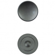 JJC SRB Metal Soft Sharp Shutter Release Button for Leica/Fujifilm/Canon/Nikon/Sony/Ricoh - Grey