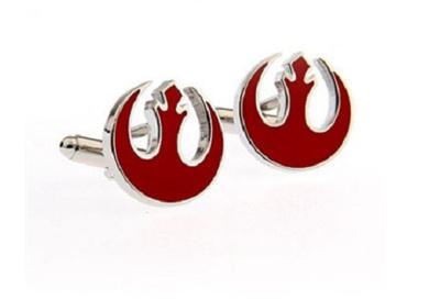 Star Wars Red Birds Cufflinks