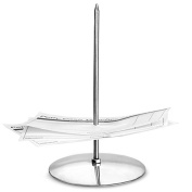 Stainless Steel Receipt Spike 14cm - Bill Spike and Memo Holder, Ideal for Restaurants, Cafes and Offices