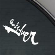 QUIKSILVER Decal Truck Bumper Window Vinyl Sticker