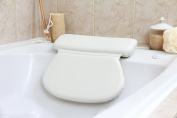 Large Spa Bath Tub Pillow Neck Rest Support Sauna Hot Tub Shower Soft Foam Home