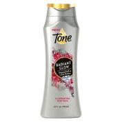 Tone Radiant Glow Body Wash, with Diamond Dust & Lotus Blossom, 710ml