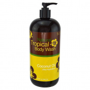 Natural Tropical Body Wash Coconut Oil