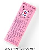 100 Pcs Depilatory Waxing Paper Strips Hair Removal Paper Salon Spa