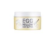 Too Cool For School Egg Mellow Body Butter 200g(210ml) Moisture body cream