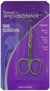 Toolworx Curved Blade Nail Scissors