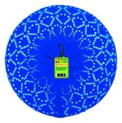 Beauty Town KNIT BERET HAIR NET CAP - Royal Blue