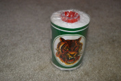 Julius Koch Ritza 25 Tiger Leather Sewing Waxed Polyester Thread 1.4mm 250 Metre Spool White JK 1