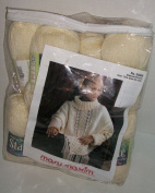 Sleeved Poncho Knitting Craft Kit Mary Maxim