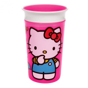 Munchkin Hello Kitty Miracle 360 Sippy Cup, 270ml