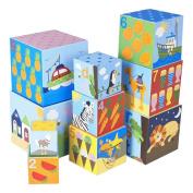 JoJo Maman Bebe Stacking Cubes