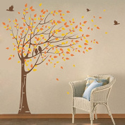Pop Decors PT-0049VD Beautiful Wall Decals, Gone with the Wind