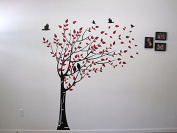 Pop Decors PT-0049VE Beautiful Wall Decals, Gone with the Wind