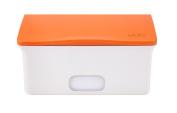Ubbi Wipes Dispenser, Orange