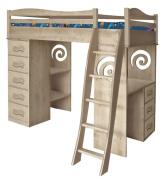 Room Magic Loft, Grey Wash