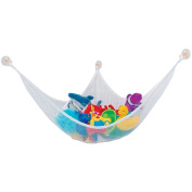 Highdas Jumbo Toy Hammock Net Organise Stuffed Animals