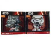 3d Deco Light Star Wars Darth Vader and Stormtrooper Disney