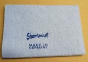 SHAMWOW Blue 38cm x 38cm German Made Absorbent Sheet Blend of Rayon/Polypropylene