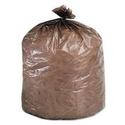 STOG3036B80 - Stout Eco-Degradable Plastic Trash Bag