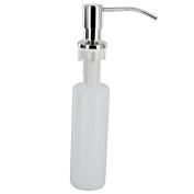Fenical Lotion Dispensers-300ml Liquid Soap Dispenser Shampoo Lotion Pump for Kitchen Bathroom