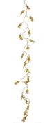 Fantastic Craft Ebony Myrtle Garland, 1.5m, Gold