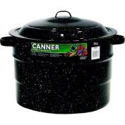 Granite Ware 20.3l Porcelain Canner With Rack