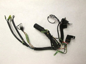 84-832102A 3 Mercury Engine Harness Assembly 832102A 3 Outboard