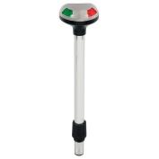 Perko Stealth Series LED Bi-Colour 30cm Pole Light - Small Threaded Collar - 2 Mile by Perko