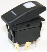 SeaSense Illuminated Switch On/Off/On by Seasense